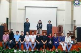 FPSS hosts Chattam House Rules for Freshmen