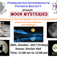 FIPS screens Documentary on Moon Mysteries