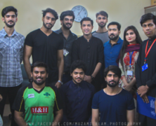 FJS holds an interactive session with an influential figure Mr Iqrar ul Hasan