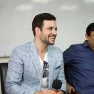 FJS Invites Cast of Film Sherdil