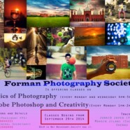 Join FPS's classes to learn photography