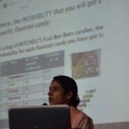 FSS arranges a lecture on Probability Theory