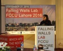 LF hosts Falling Walls Lab FCCU 2016