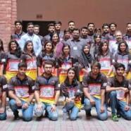 LF organizes Falling Walls Appreciation Ceremony