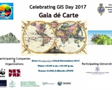 Department of Geography and DGS celebrates Gala dé Carte