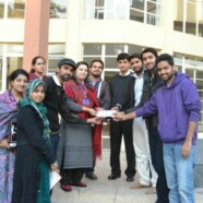 FDC holds prize distribution for 1st Intra-FCC Drama Competition 2013