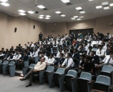IES holds seminar on Healthy diet and healthy lifestyle