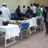 CBC and Mercy Health Center holds Blood Donation Camp