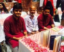 Bazm-e-Fikar-o-Nazar sets up a stall for Forman Experience