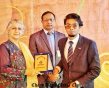 ALC bags Prizes at Chand Bagh Music Competition 2018