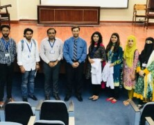 Forman Pharmaceutical Society in collaboration with Shalamar Institute of Health Sciences & Mercy Health Center Organizes a Cardiac Awareness Camp