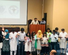 Forman Pharmaceutical Society Organizes Oath taking Ceremony