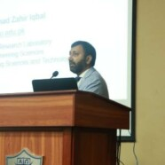 BPS & SCS Organizes Lecture on Energy Storage Devices