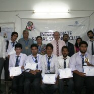 Intermediate Social Sciences Club holds poster competition