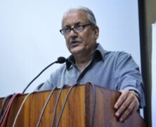 EES invites Chairman Senate, Raza Rabbani to talk on his book 'The Invisible People'