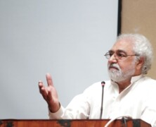 FJS holds talk by Ayaz Amir