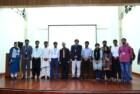 Bazm-e-Fikr-o-Nazar arranges a lecture on Satire Satire & Humor in Urdu Literature
