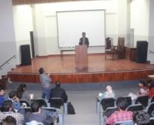 LES organizes Interdepartmental Debates