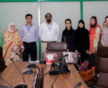 FSS organizes a workshop on 'Mendeley for Research'