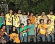 Rotaract Club & FPS organize Traffic Light Party