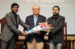FJS HOLDS A FILM SCREENING EVENT