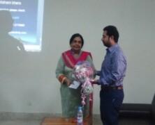 IES organizes Motivational Talk