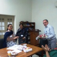 IES organizes workshop on 'How to write measurable goals'