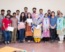 FSS arranges Quiz Competition