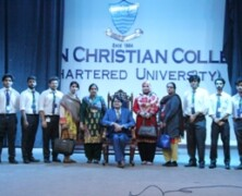IES holds Motivational Talk by Mr Mohsin Nawaz