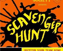WES to hold Scavenger Hunt