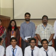 ISSC organizes a talk on Misconceptions in Teaching