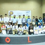 Ewing English Club organizes Forman Spelling Marathon'13