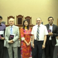 APS organizes book launch for 'Words: Spoken & Unspoken Forces'
