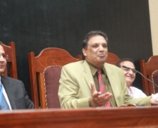 FJS invites Sohail Warraich to talk about media and its role in society