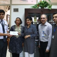 JBS conducts Fund Collection Campaign for Light of Hope School