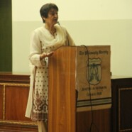 Nasira Iqbal talks about Contra Sectarianism