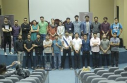 FJS holds talk with Industry's Maestros