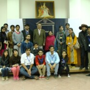 EES holds Literary Art Exhibition