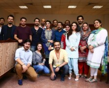 FJS invites film Janaan's team for J-Talk