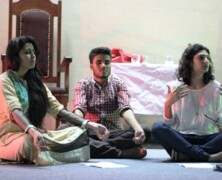 APS and Psychology Internship Class arranges skit on Drug Addiction
