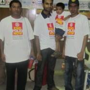 Rotaract Club conducts Polio camp