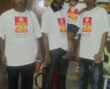 Rotaract Club conducts Polio camp