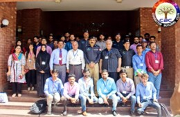 CBC arranges CCPO Lahore address to FCC's students