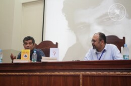 EES holds a talk on Our Lady of Alice Bhatti and other Loves