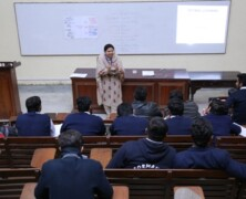 ISSC organizes a session on Developing SMART Study Skills