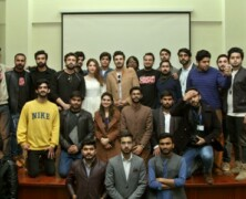 FJS arranges an Interactive Session with Team Chupan Chupai
