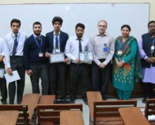 ISSC holds Annual Prize Distribution Ceremony 2017-18