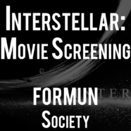 FORMUN to screen 'Interstellar'