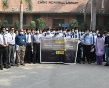 JBS Organizes Smog Awareness Campaign