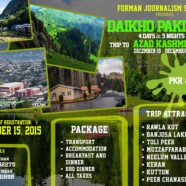 Register for FJS trip to Azad Kashmir